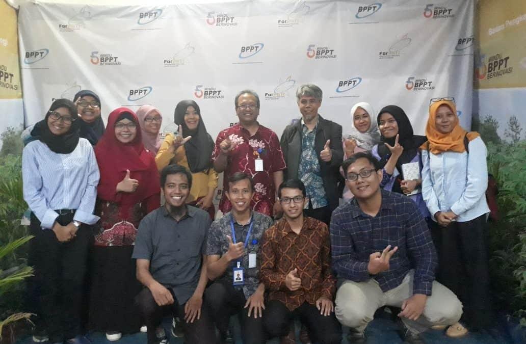 TP ITERA Hadiri FGD dan Pembentukan Forum Komunikasi Pelaku Usaha dan Ahli Teknologi Pati