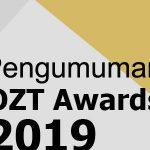 Pengumuman Seleksi Tahap I OZT Awards