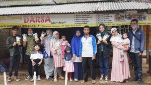 Dosen Prodi Teknologi Pangan ITERA kunjungi UMKM Keripik Darsa di Lampung Timur