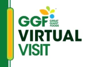 Teknologi Pangan Itera melakukan kunjugan industri virtual ke Great Giant Food