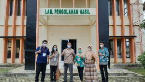 Teknologi Pangan ITERA lakukan penjajakan kerjasama kegiatan MBKM ke Balai Pelatihan Pertanian Lampung