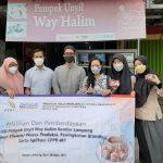 Teknologi Pangan ITERA lakukan pelatihan dan pengabdian pada UKM di Bandar Lampung